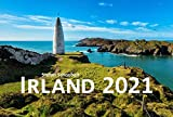 Irland 2021: Irland Panorama-Kalender