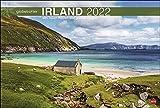 Irland Globetrotter - Von rauen Küsten und grünen Hügeln - Kalender 2022 - Heye-Verlag - Wandkalender mit fantastischen Fotos - 58 cm x 39 cm