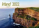 Edition Seidel Irland Premium Kalender 2022 DIN A3 Wandkalender Europa