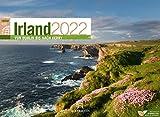 Irland ReiseLust Kalender 2022, Wandkalender im Querformat (45x33 cm) - Natur- und Reisekalender, Küste und Kultur: Von Dublin bis nach Kerry