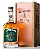 Jameson Bow Street Cask Strength Whiskey, 18 Jahre – Blended Irish Whiskey aus Ex-Bourbon & Sherry Fässern – Milder Whiskey aus Irland – 1 x 0,7 L