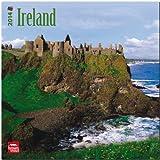 Ireland 2014 - Irland: Original BrownTrout-Kalender [Mehrsprachig] [Kalender]