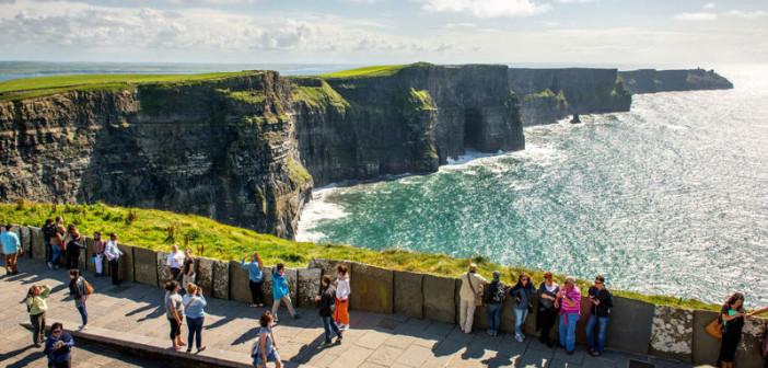 Die beliebtesten Sehenswürdigkeiten Irlands