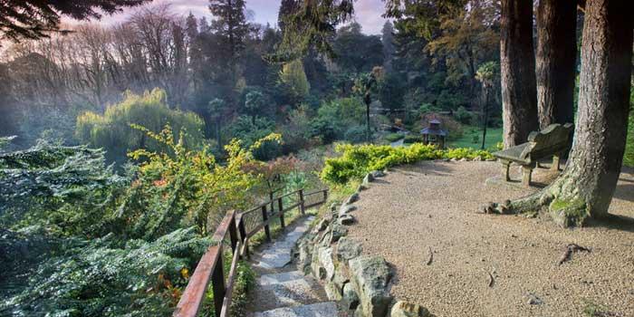 Der Powerscout Garden in Irland